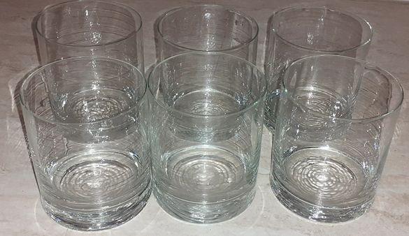Стъклени чаши за уиски