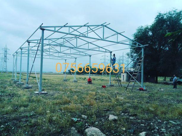 vand structuri metalice complete