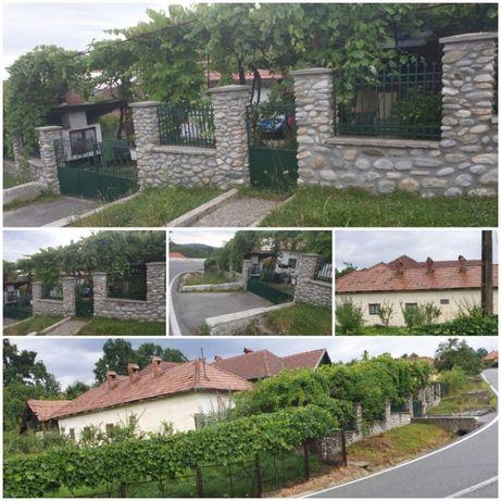 Casa si teren Novaci, strada Ranca