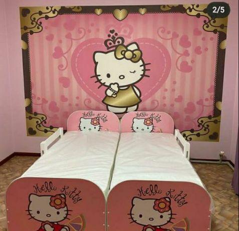 Кровать в наличии и на заказ