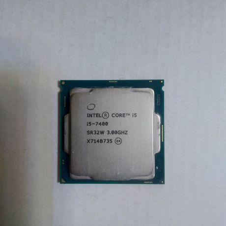 Продам процессор Core i5 7400