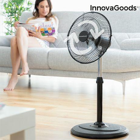 Ventilator cu inaltime reglabila   InnovaGoods Home Climate