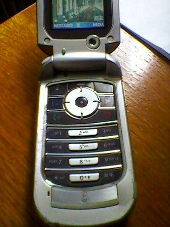 Vind telefon MOTOROLA V975 - tel 3g, liber retea