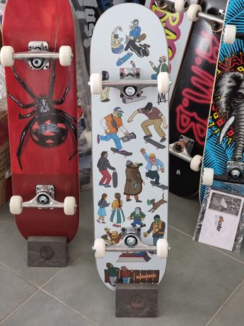 Скейтборд Ambassadors/Skylord 7.8