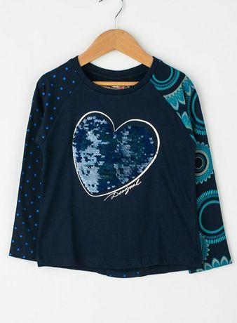 Детска блуза Desigual 9-10г.,134 размер