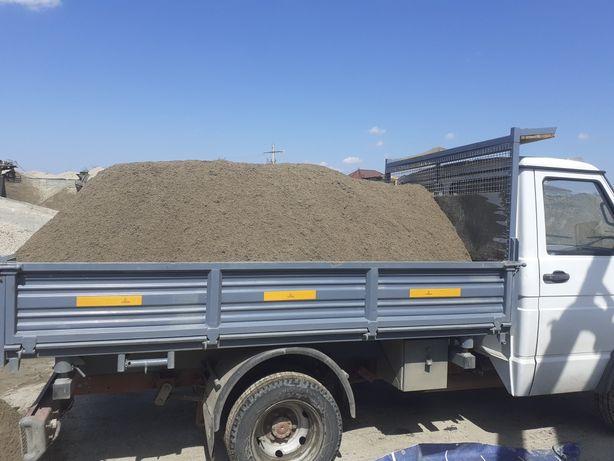 Transport Ieftin nisip , balast, sort, piatra,pământ, orice transport.