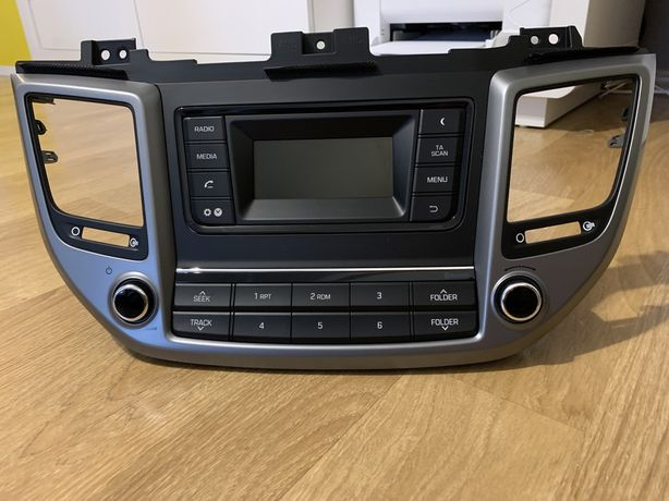 Sistem multimedia Hyundai Tucson 2016