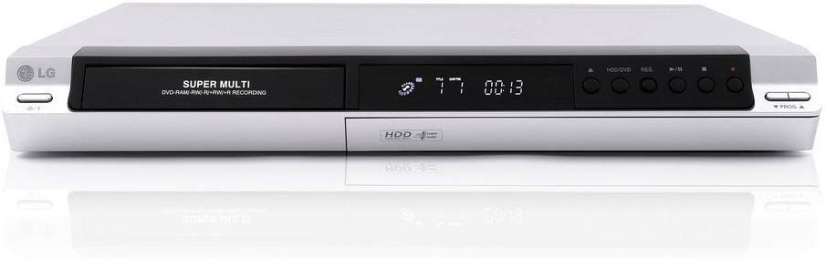 CD recorder tuner TV + HDD LG RH277 Bucuresti - imagine 1