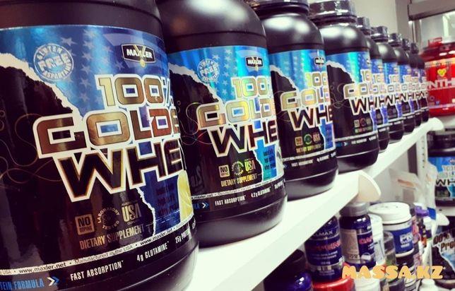 Протеин США - Германия КСБ Maxler Golden Whey + подарок!