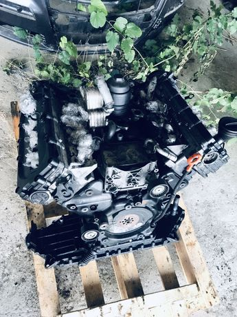двигател ауди а8 4.2tdi BVN