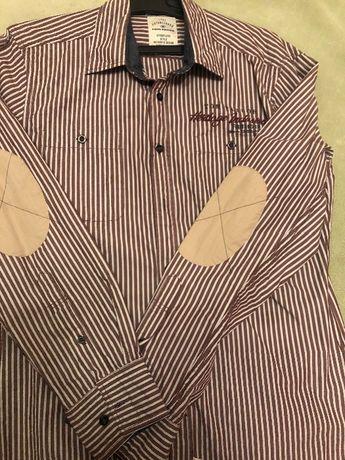 Продавам мъжка риза Tom Tailor