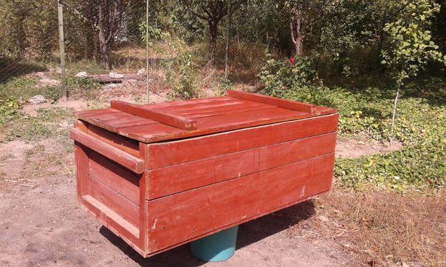 Ящик деревянный складской 4шт в Аксукенте