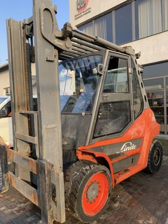 Stivuitor - Motostivuitor Linde H70D 396 An fab. 2009