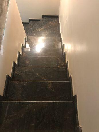 Marmura granit si travertin / scari glafuri blaturi paviment pervaze