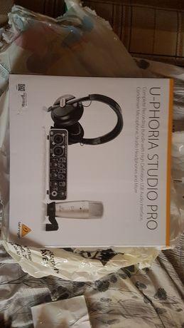 Продам звукосаписывающее оборудование