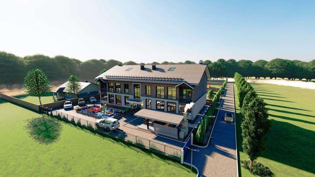Старт продаж квартир в новом малоэтажном жилом доме в районе Жером