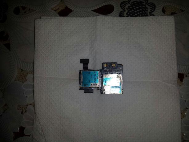 Banda slot SIM+card pentru Samsung S4