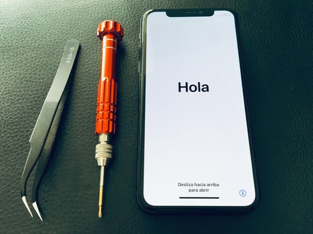 Display/Ecran iPhone X Original Apple Original in stare Excelenta!