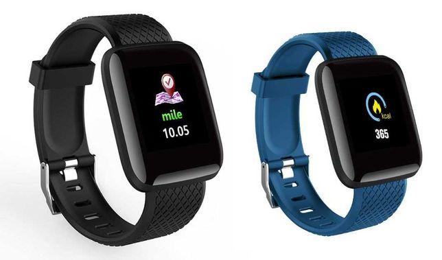 Ceas Smartwatch Bakeey D13 Bluetooth comp Android IOS Rezistent La Apa