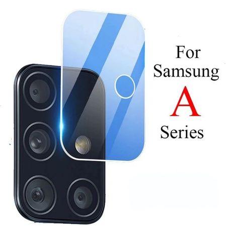 Стъклен протектор камера Samsung Galaxy A72 A52 A42 A32 A12 A02s 4G 5G