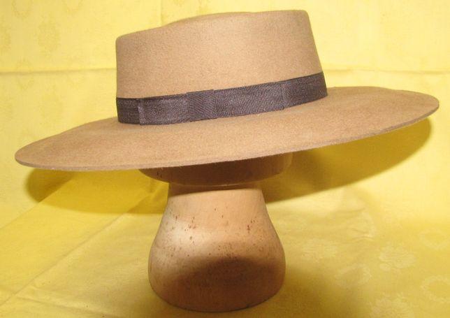Original Argentinian Gaucho Sombrero
