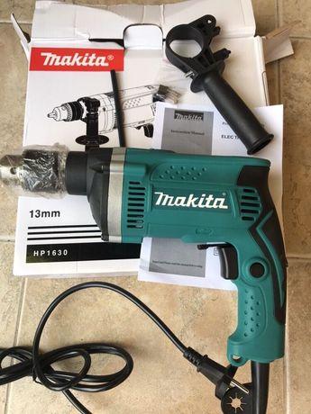 Дрелка Ударна Бормашина Makita 710W 13mm пробивна дрелка