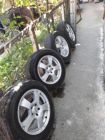 Jante Magma 5x112 r17 et 48 Bridgestone  235/65/17