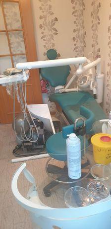 Стоматологическая установка /техника Чехия