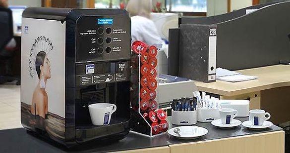 Кафе машини Lavazza Blue LB 2500 plus