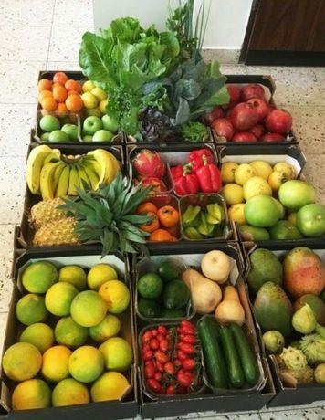 Овощи и фрукты. Доставка от 10 000тенге бесплатно