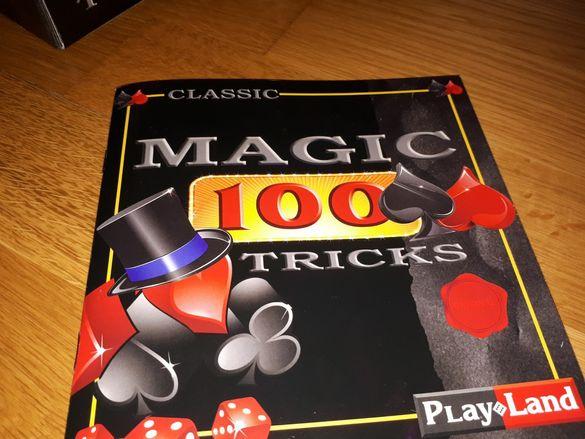 Детска игра MAGIC 100 TRICKS