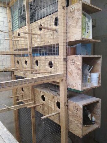 Гнездилки(кутий) за дребни птици
