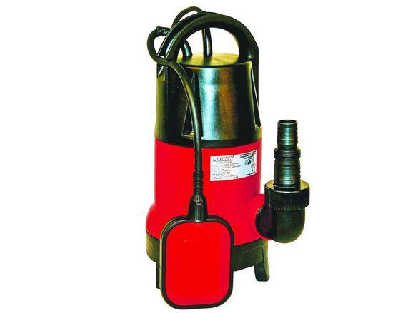 Потопяема водна помпа с поплавък 400W, напор 5м, RAIDER RD-WP002EX