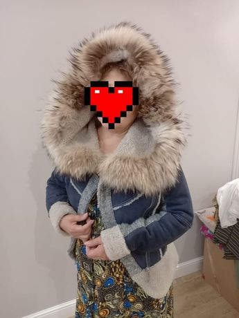 Дубленка, куртка короткая