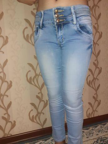 Брюки джинсовая размер -28