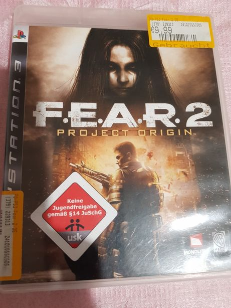 F.E.A.R. 2 Project Origin(PS3) - Playstation 3