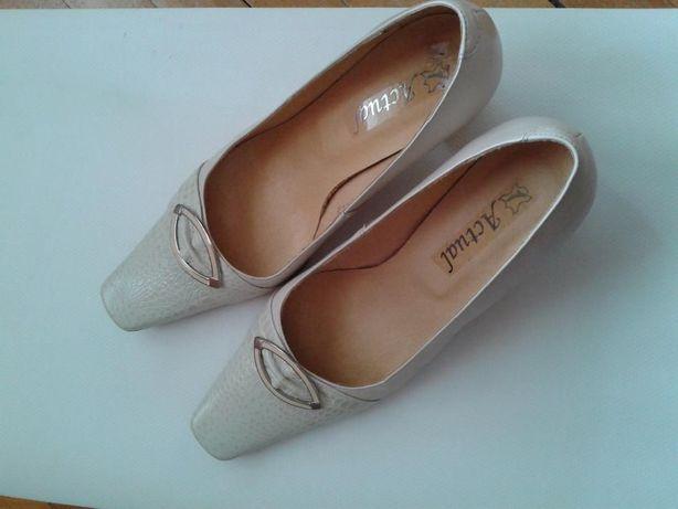 Pantofi dama marca ACTUAL, marime 37, piele naturala