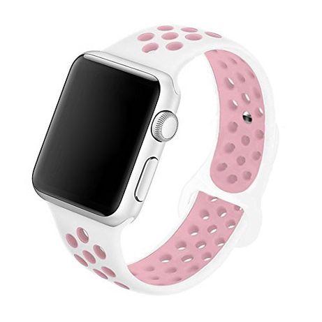 Curea Din Silicon Ceas Apple Watch Seria 1.2.3.4.5.6.SE 38.40.42.44M