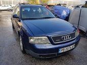 На Части! Audi A6 C5 2.5 V6 TDI Quattro 4x4 Ръчка 150к.с. Recaro Комби