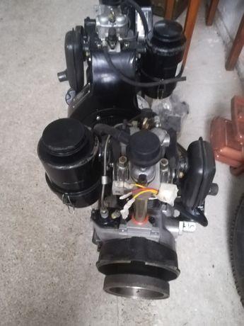 Vând motor Lombardini 12.5 cp NOU Diesel
