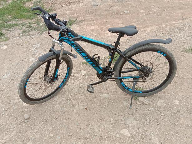Продам велосипед новый срочно на ходу