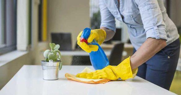 Почистване на апартаменти,офиси
