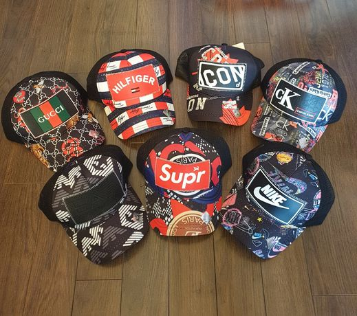 Nike/Adidas лятна шапка с козирка и мрежи от зад !!!