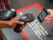 Безжичен 2D QR баркод четец Motorola Symbol DS6878 USB 6 м. гаранция