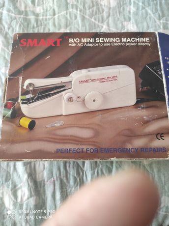 Ручная мини швейная машинка