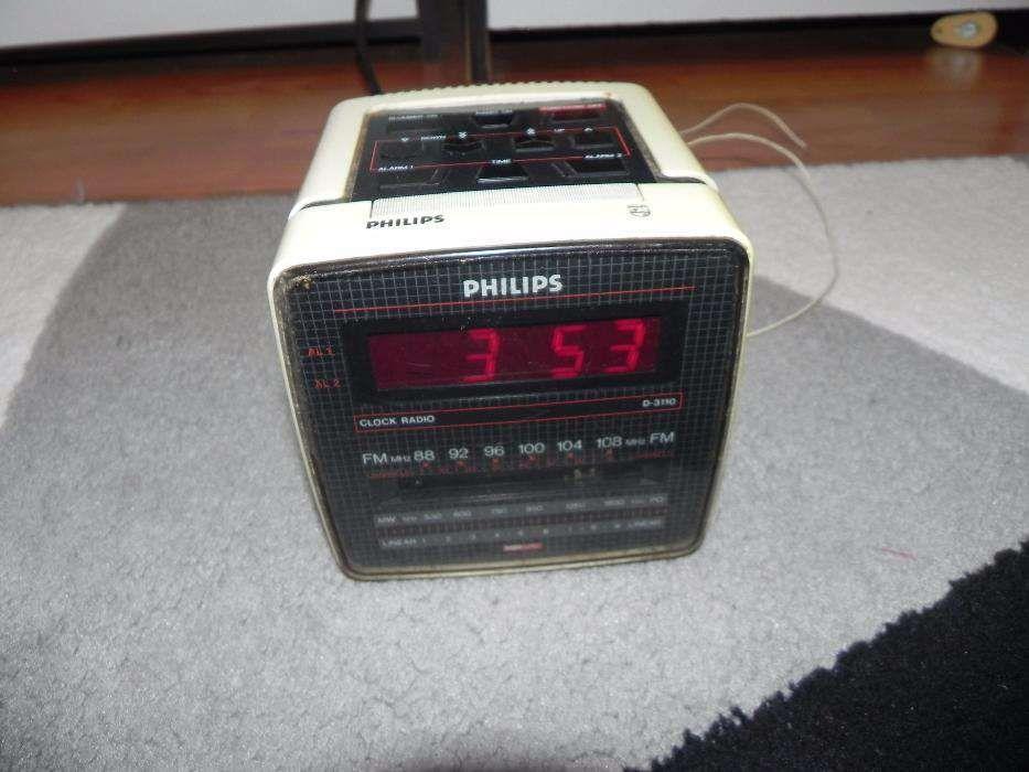 Radio Philips D-3110 Chisineu-Cris - imagine 1