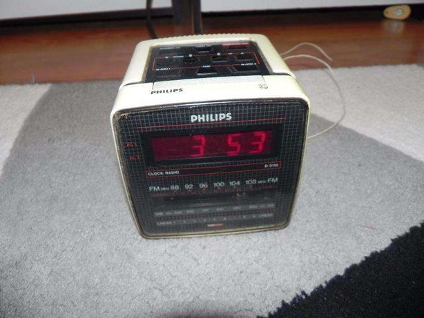 Radio Philips D-3110
