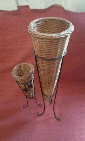 Светеща къщичка, поставка за свещи и вази
