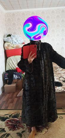 Норкы шуба размер 42