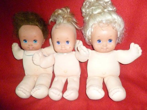 Колеционерски кукли Мател Vintage 1989 Mattel Magic Nursery Baby 14